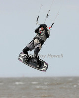 Kite Surfing Cleethorpes Lincolnshire -  2009 / 2010